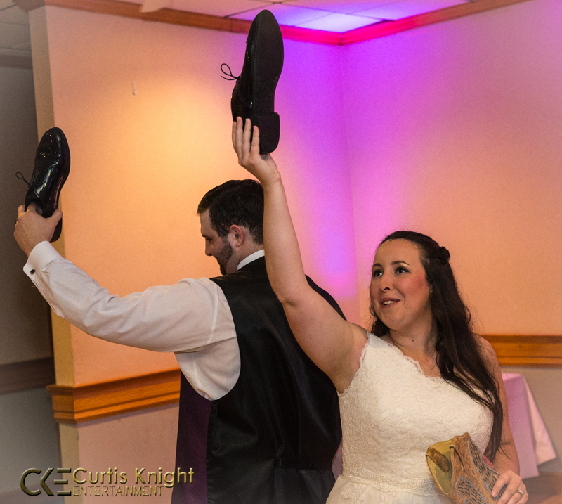 CKE photographer captures the newly married couple's celebration!