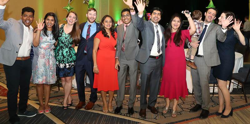 Lahey Clinic's Division of Medicine Graduation Celebration 2018