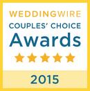 2015 WeddingWire Couples Choice Award Curtis Knight Entertainment