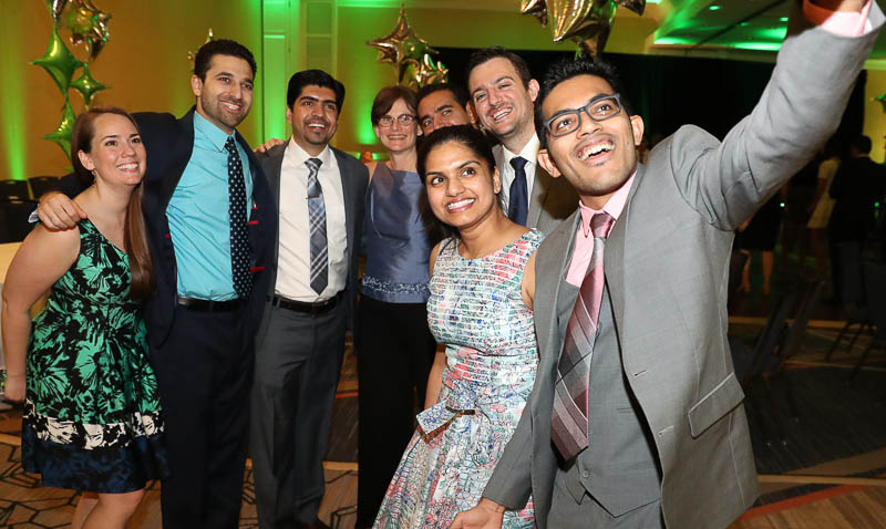 Lahey Clinic's Division of Medicine Graduation Celebration 2018